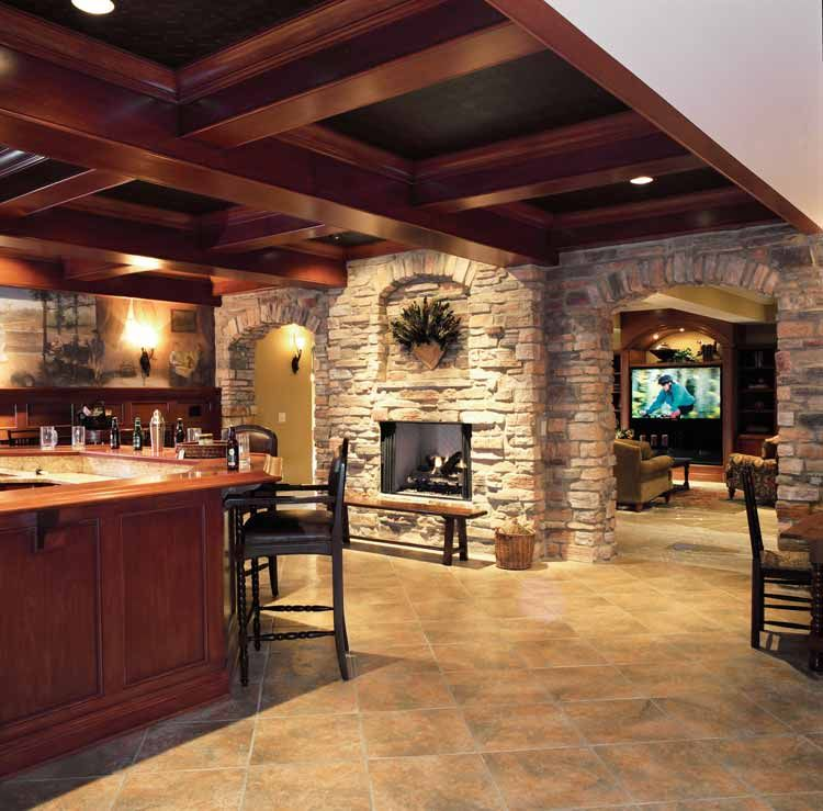 Kitchen Hearth Room Designs: What A Hearth Room Should Look Like!