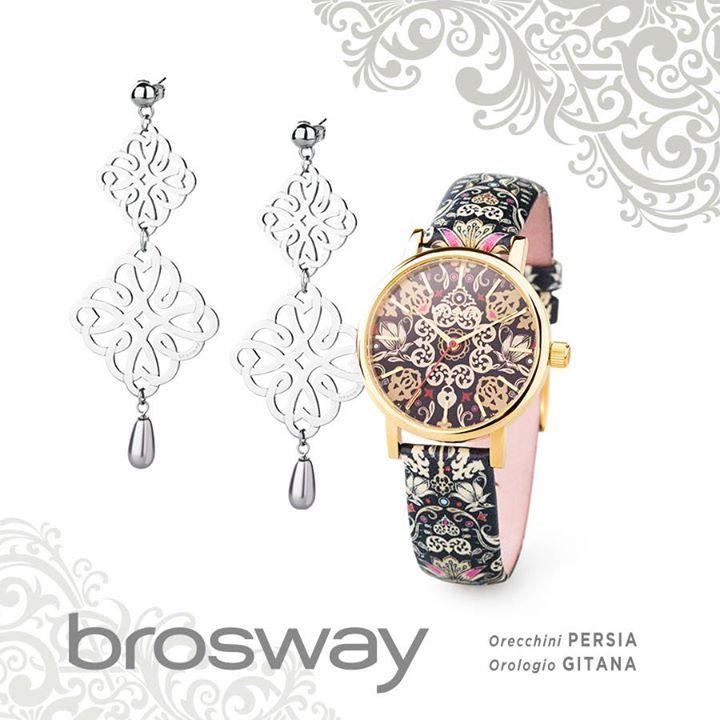 #Orologio donna Brosway, collezione gitana