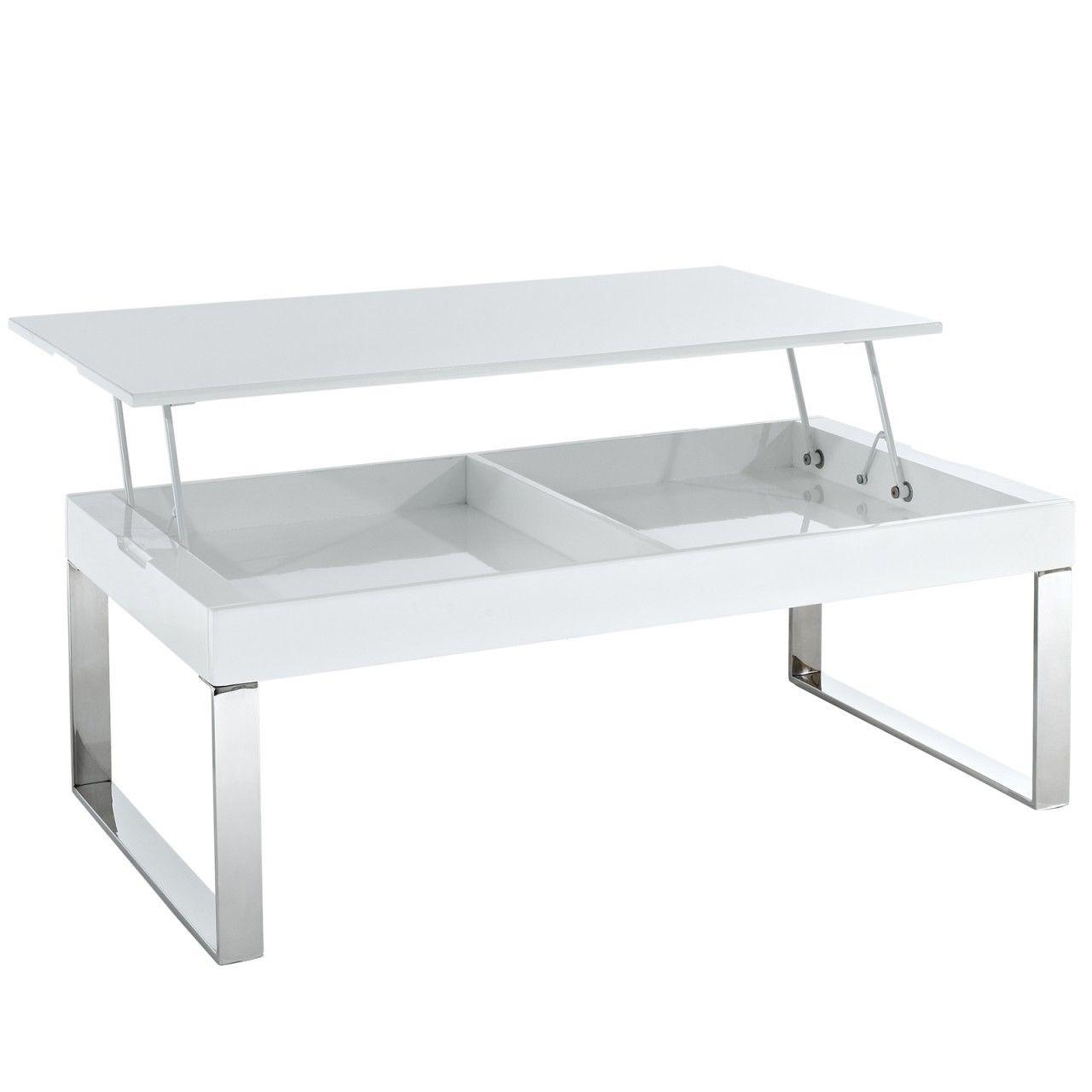 Soma Classics - White Gloss Lift Table, $289.99 (http://www.somaclassics.com/white-gloss-lift-table/)