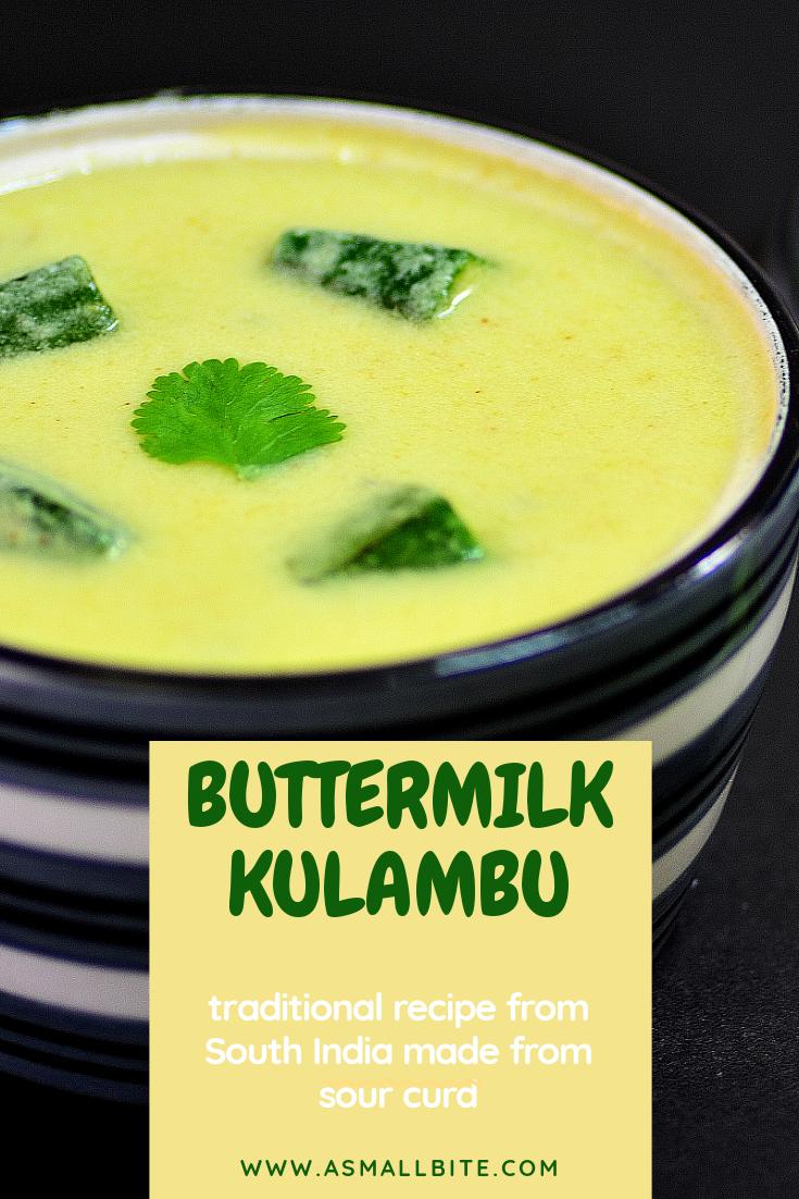 Buttermilk Kulambu Recipe Buttermilk Curry In 2020 Kulambu Recipe Yogurt Curry Recipes