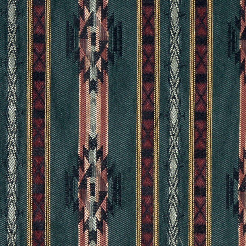 Southwest Pattern Fabric Rustic Upholstery Fabric