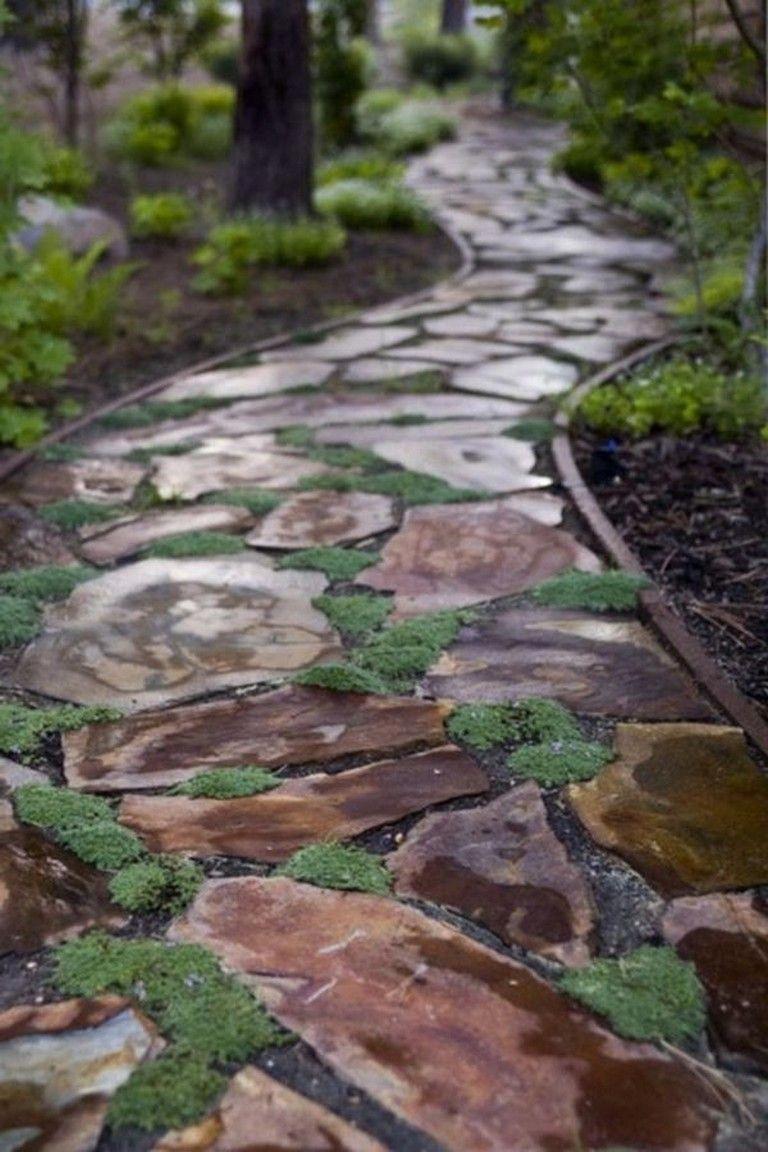 Landscape Gardening Name Ideas Stone garden paths