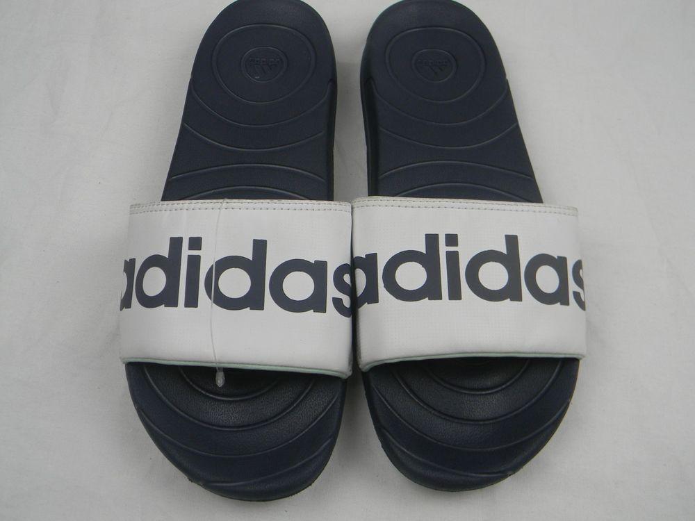 e9aac4d4bc59 Men s ADIDAS VOLOOMIX Slip On Slides Flip Flops Size 9  fashion  clothing   shoes  accessories  mensshoes  sandals (ebay link)
