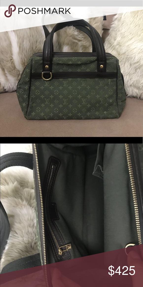 46de0e3ca43d Vintage Louis Vuitton Josephine monogram 865884 Good condition Medium size Louis  Vuitton Bags Shoulder Bags