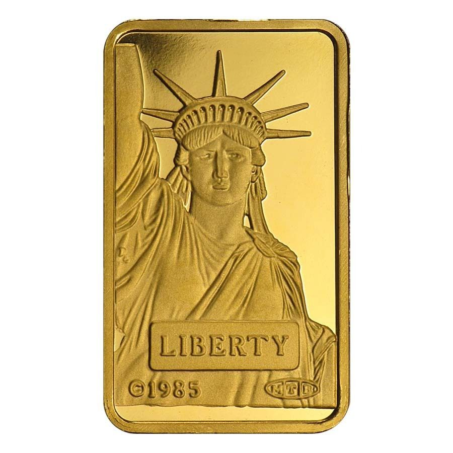 10 Gram Credit Suisse Statue Of Liberty Gold Bar 9999 Fine Sealed W Assay Mascarilla Carbon Activado Mascarilla De Carbon Carbon Activado