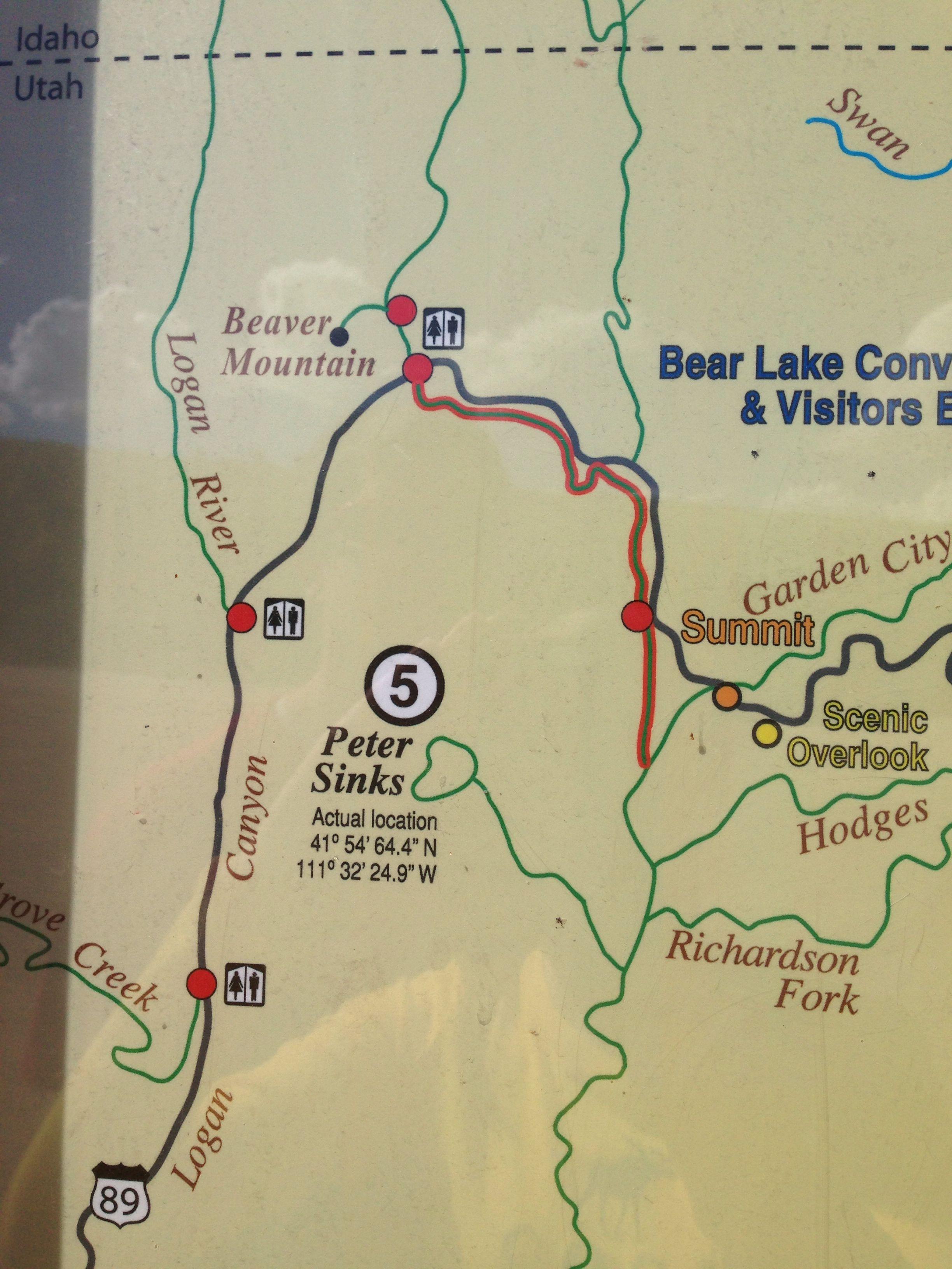 Bear Lake Atv Trail Maps Trail Maps Trail Atv