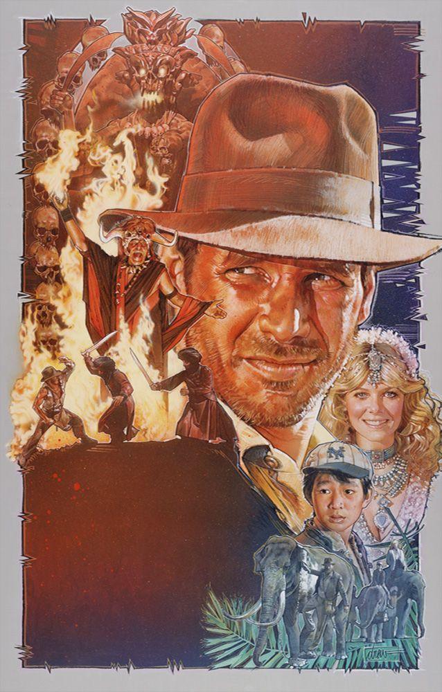 Classic Movie Posters by Drew Struzan. #poster #movies #films