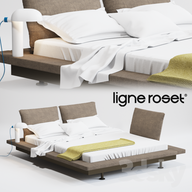 Ligne Roset Peter Maly Ligne Roset Bedroom Interior Bed