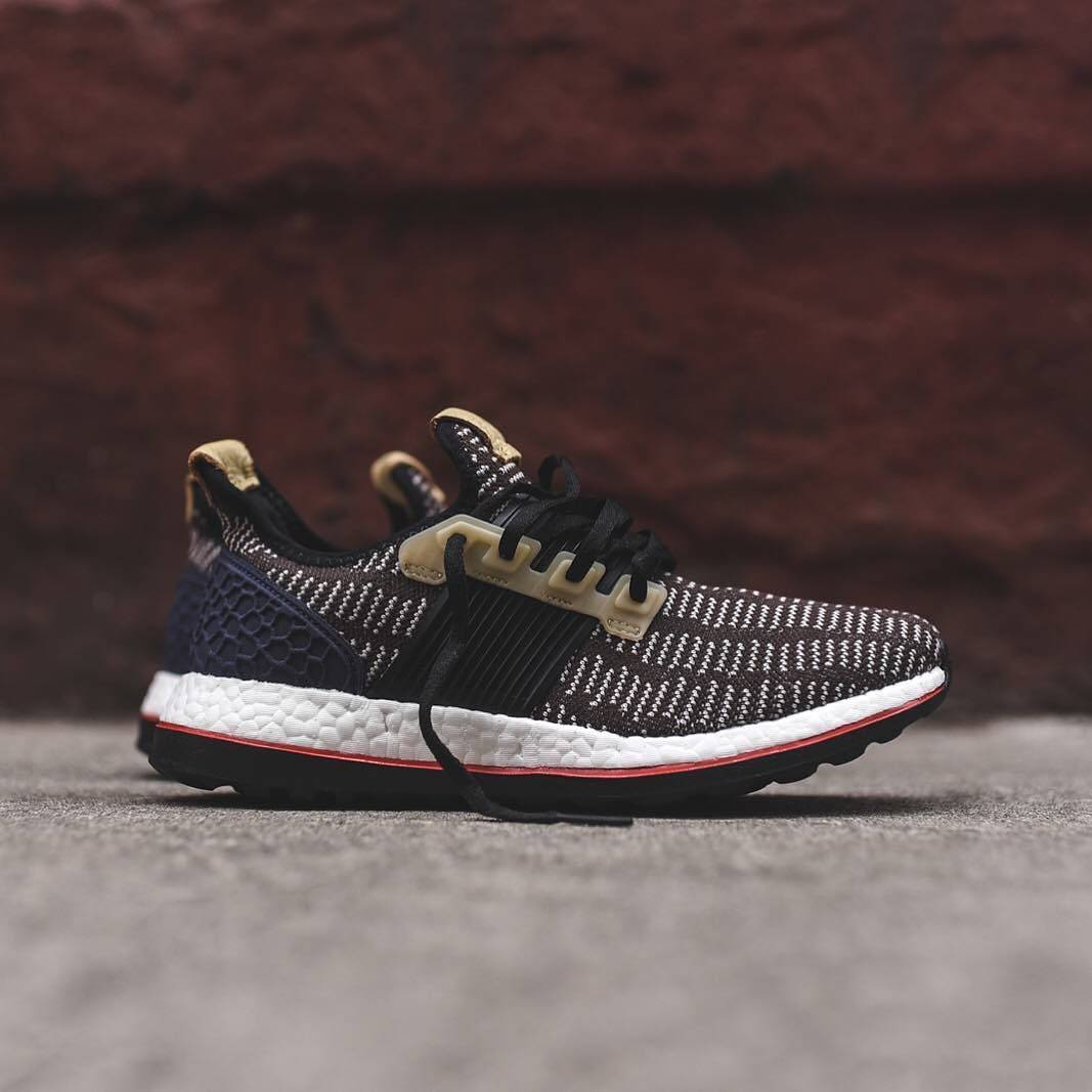 5e3dee8f46a2d adidas x Kolor Pure Boost ZG. Available at Kith Manhattan and KithNYC.com.   285 USD. by kith