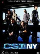 CSI. NY kausi 1 esim. myös kaikki muutkin CSI dvd olisi kiva saada olipa sit kyseessä Miami tai Lasvegas yms. Näitä me tykätään kattella.