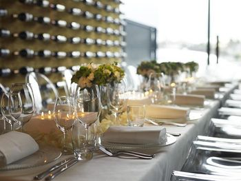 Book your wedding at Flying Fish, Pyrmont Sydney