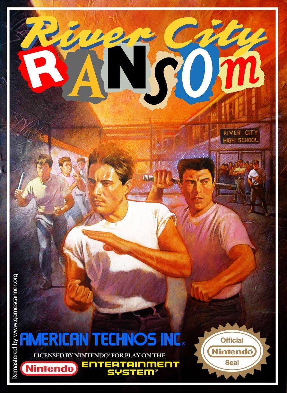 River City Ransom Ransom Nintendo Classic Retro Gamer