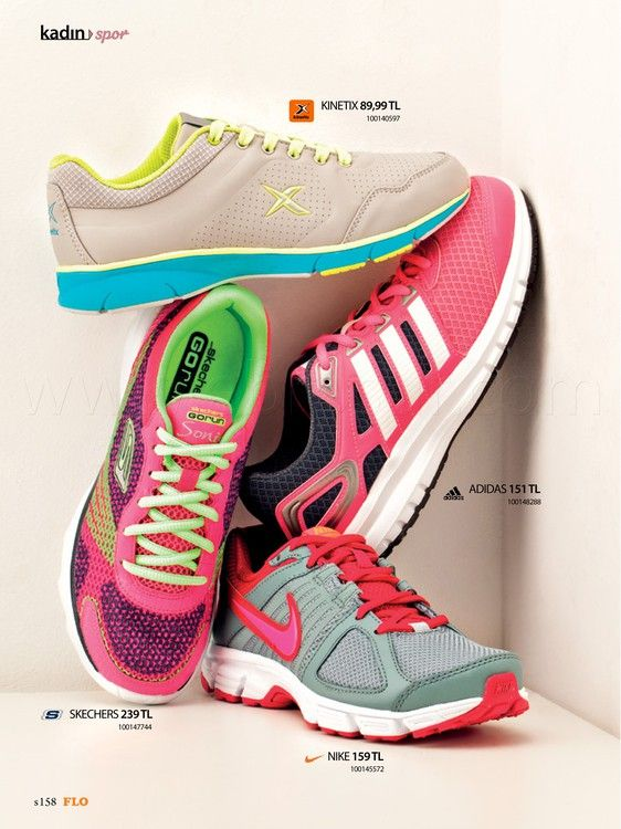 Flo Flo Kis 2014 Katalogu Ebrosur Com Ayakkabilar Kis Adidas