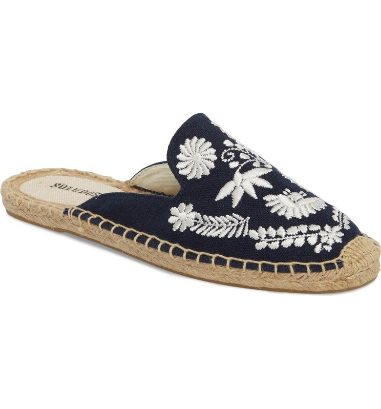 8b7c72634019 Free shipping and returns on Soludos Ibiza Espadrille Mule (Women) at  Nordstrom.com