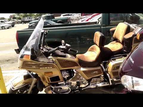 honda gold wing vs harley davidson 'reliability' | goldwing
