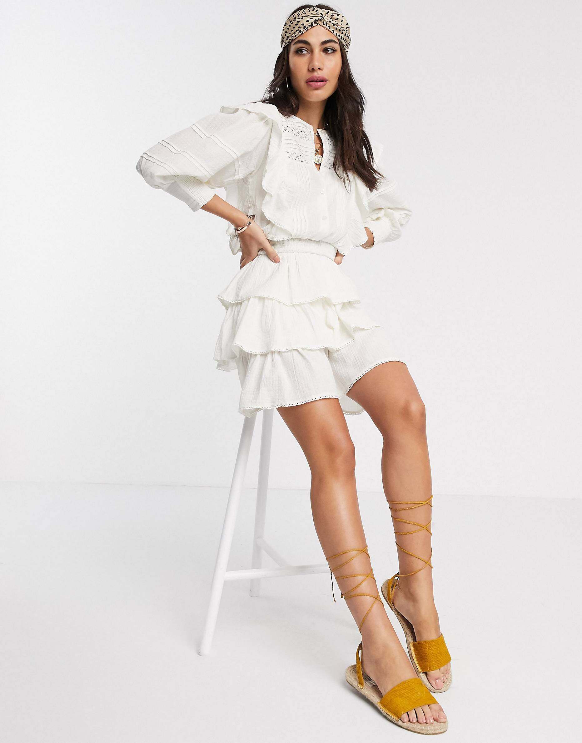 Pin By Rio Schwalbach On Vacation Outfits White Dress Women Dress Online Mini Dress [ 2378 x 1863 Pixel ]