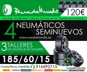 Ofertas Del Mes Ruedas Baratas Madrid Ofertas Ruedas Neumaticos