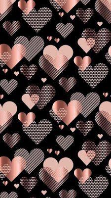 10  Wallpapers fofos de coração