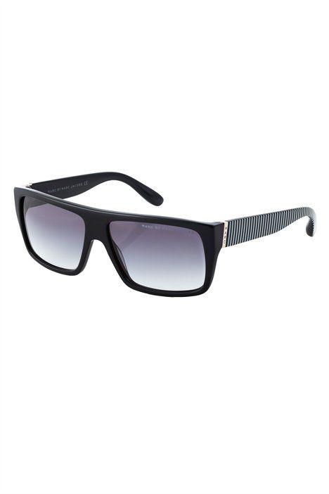 Marc by Marc Retro Rectangle Sunglasses
