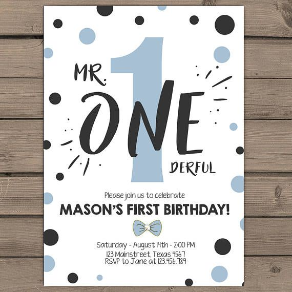 First birthday invitation boy 1st birthday mr onederful matthews first birthday invitation boy 1st birthday mr onederful stopboris Choice Image