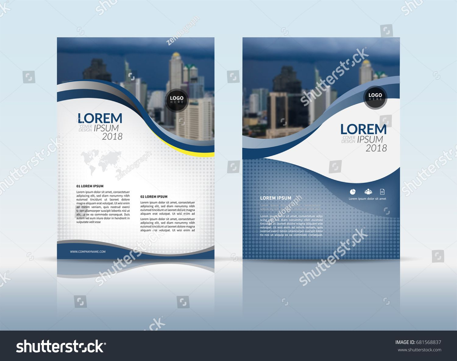 cover design, annual report cover, flyer, presentation, brochure, Presentation Front Page Template, Presentation templates