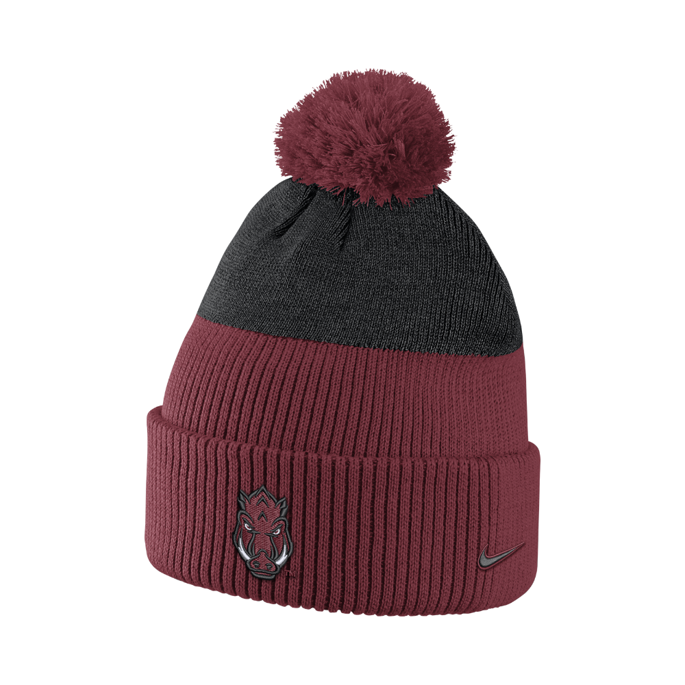 2a756fd3ab0 Nike College New Day (Arkansas) Knit Hat - Clearance Sale