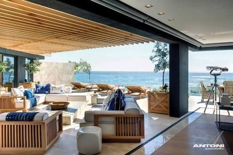 beachside interior design - Google Search Interior Pinterest - Terrace Design