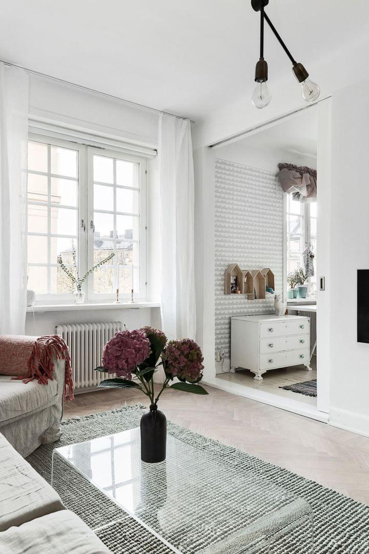 Post: Si, a colgar la tele en la pared --> blog decoración nórdica, colgar la tele en la pared, decoración interiores, decoración salón, decoración, tele