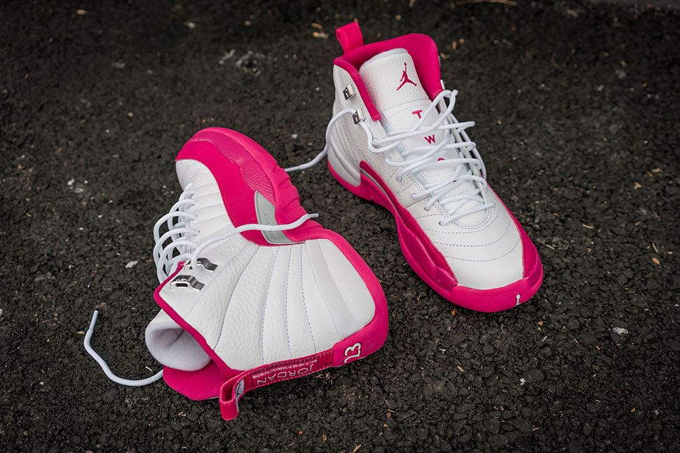 air jordan retro 12 dynamic pink valentines day makeup