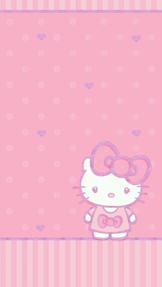 Pin By Xandra Funk On F O N D O S D E C E L U L A R ƹӝʒ Hello Kitty Backgrounds Hello Kitty Pictures Hello Kitty