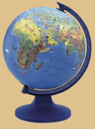 Replogle Globe 4 Kids 10-in. Diam. Tabletop Globe Replogle Globes, Inc. http://www.amazon.com/dp/B000S5W2EY/ref=cm_sw_r_pi_dp_HQr5vb1DV08SY