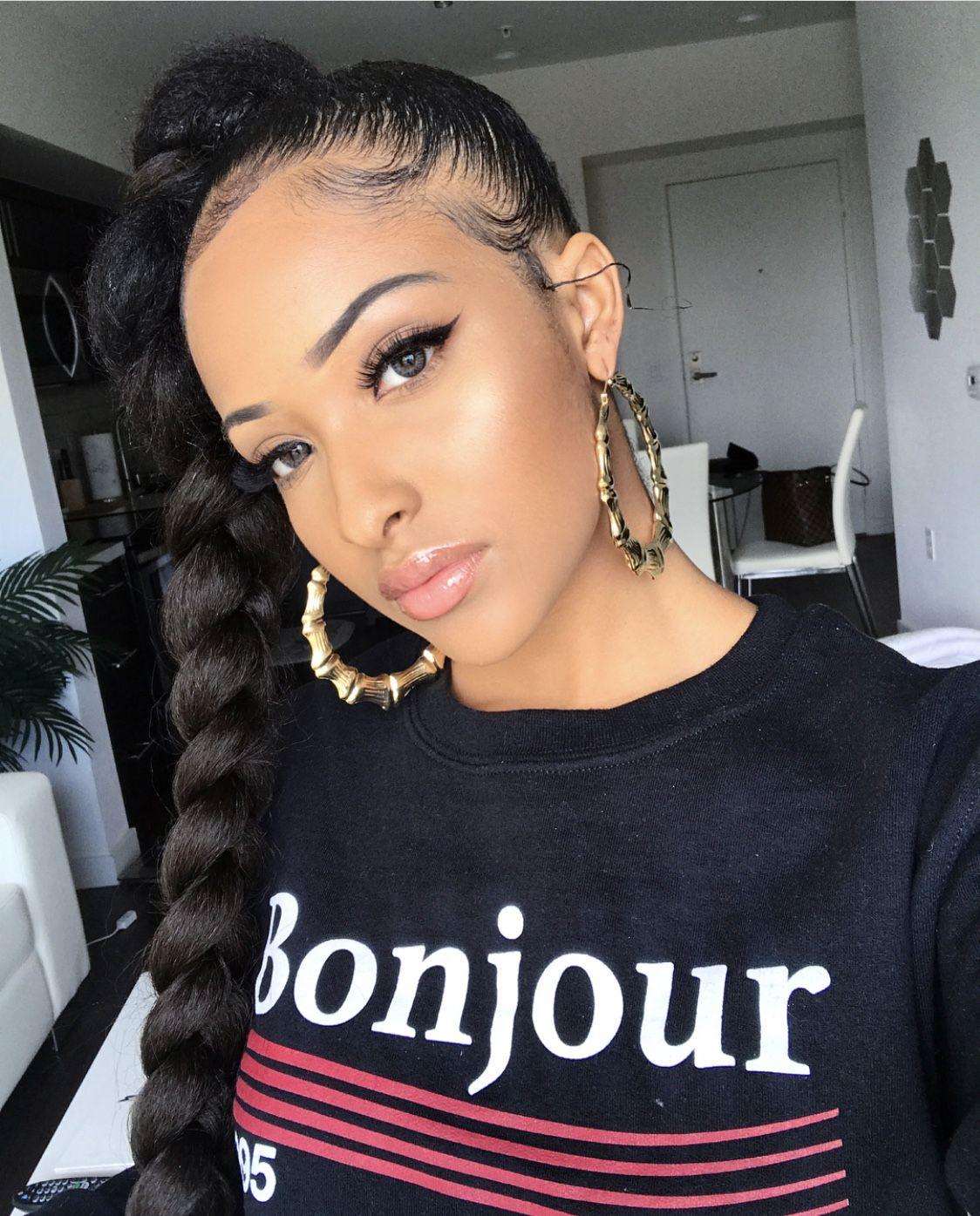 Pin by bernadette villamor on hair ideas pinterest black girl