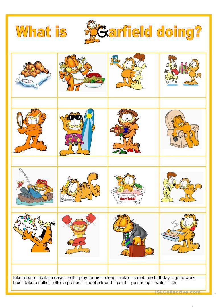 Pin By Dawn Matthews On Garfield Kindergarten Worksheets Kindergarten Word Families Worksheets Kindergarten English