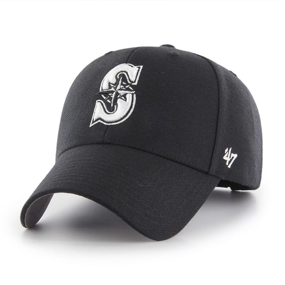 02ab3c805 Men's '47 Brand Seattle Mariners MVP Hat | Products | Baseball hats ...