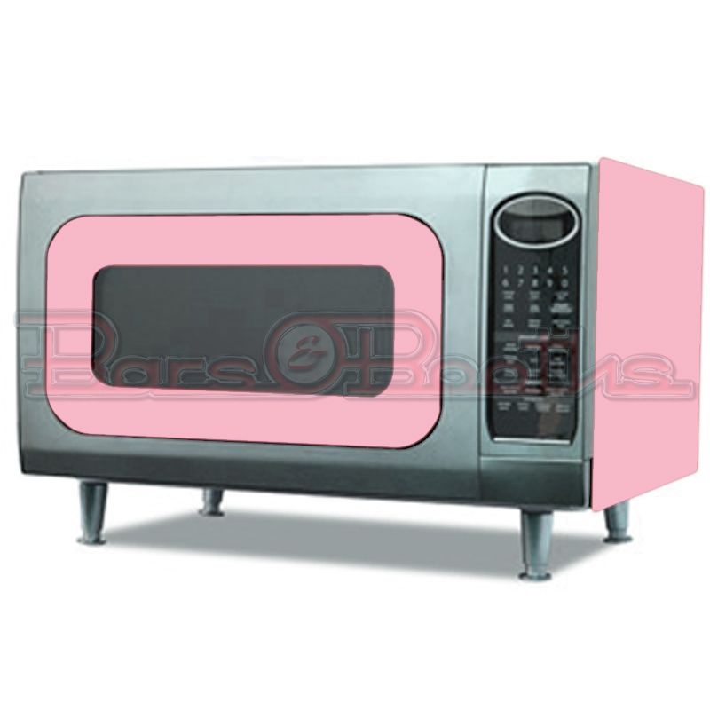 Big Chill Retro Microwaves: Kitchen, Teal, Pink, Red, Blue