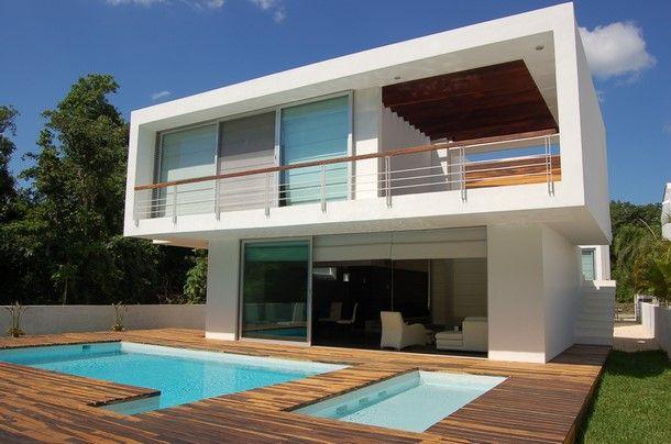 Casas Minimalistas Modernas Homes Pinterest Architecture - casas minimalistas
