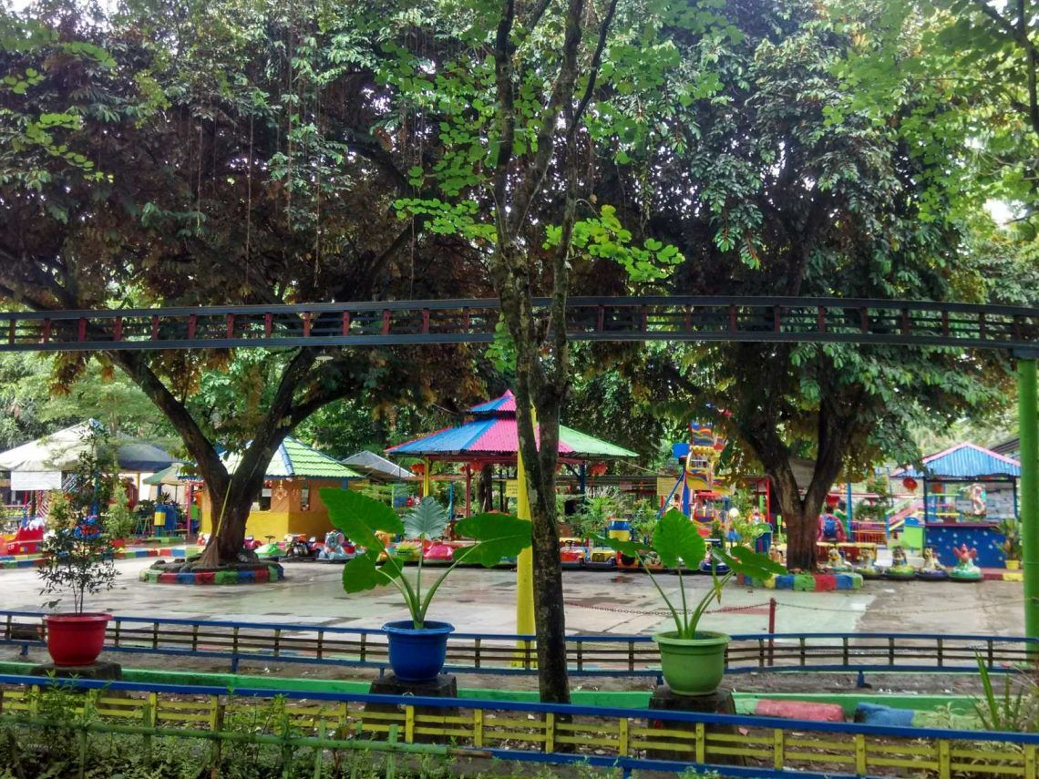 Kebun Binatang Ragunan Daerah Mana