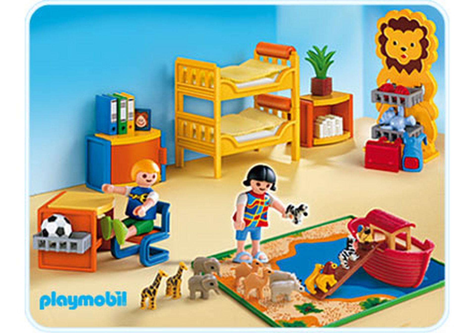 Playmobil 4287 - Kinderspielzimmer http://www.playmodb.org/cgi-bin ...
