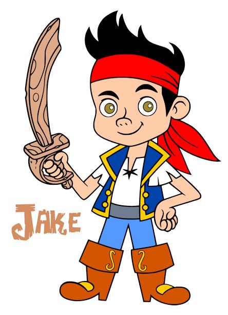 Displaying Kraftynook Jake And The Never Land Pirates Jake Svg