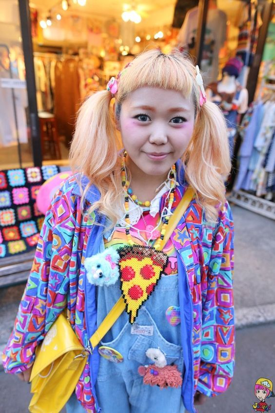 1) HARAJUKU KIDS » Blog Archive » Kurumi | funky fashions