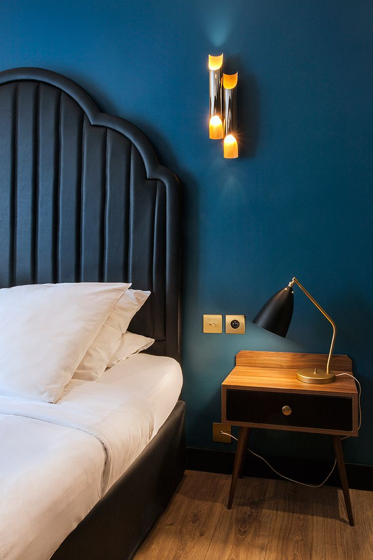 hotel andr latin paris doors bedrooms and hospitality. Black Bedroom Furniture Sets. Home Design Ideas