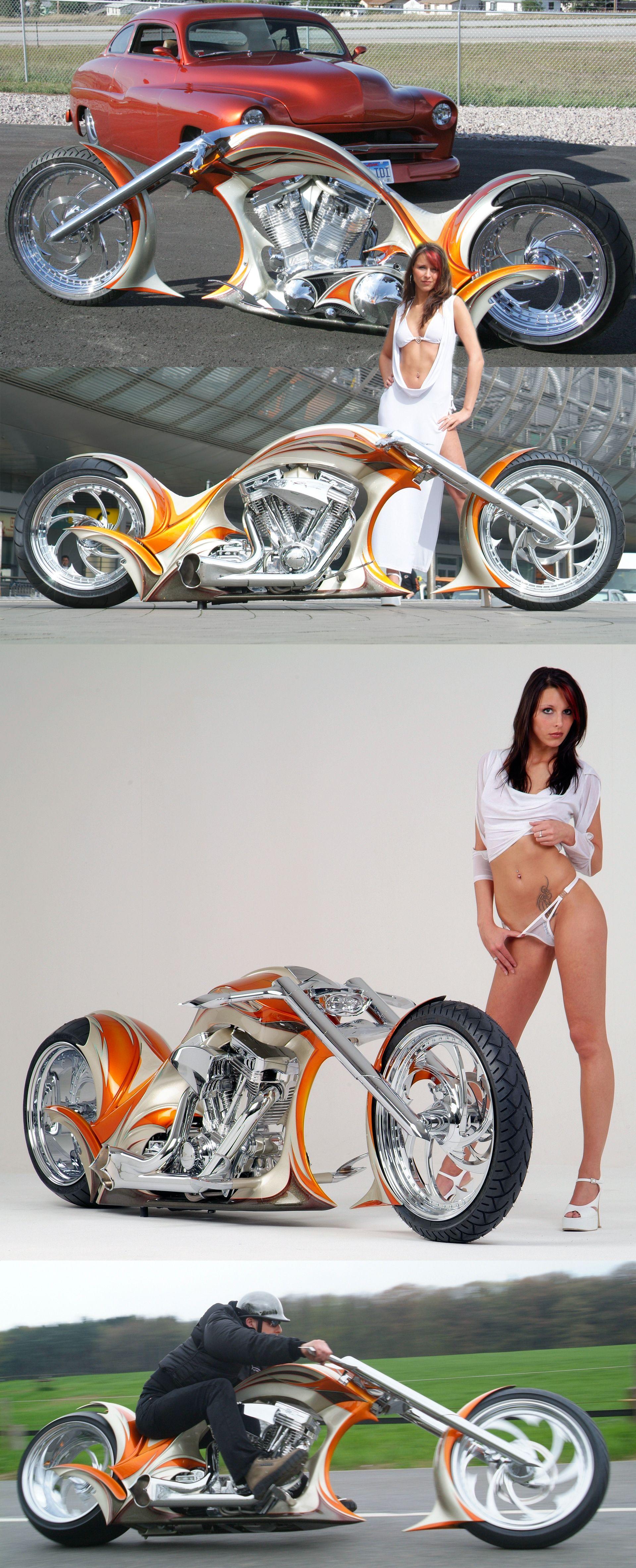 Thunderbike Spectacula Custombike