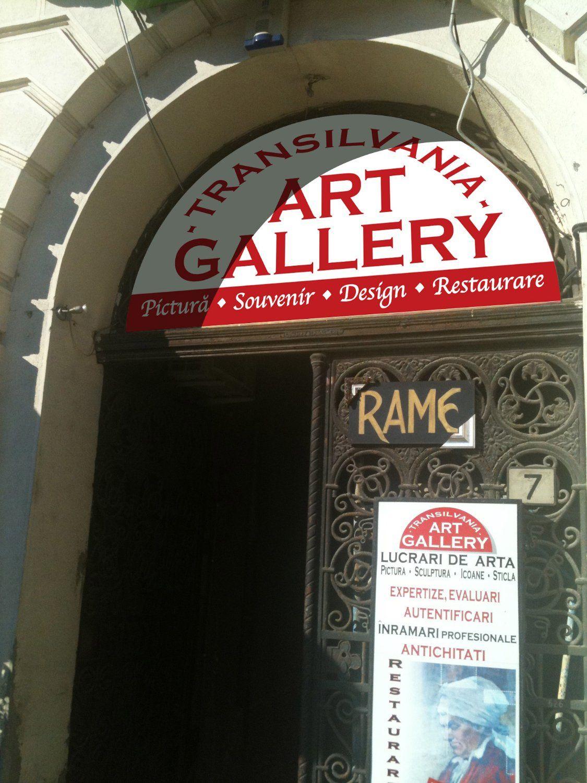 Galeria de Arta Transilvania (Brasov, Rumunia) - opinie