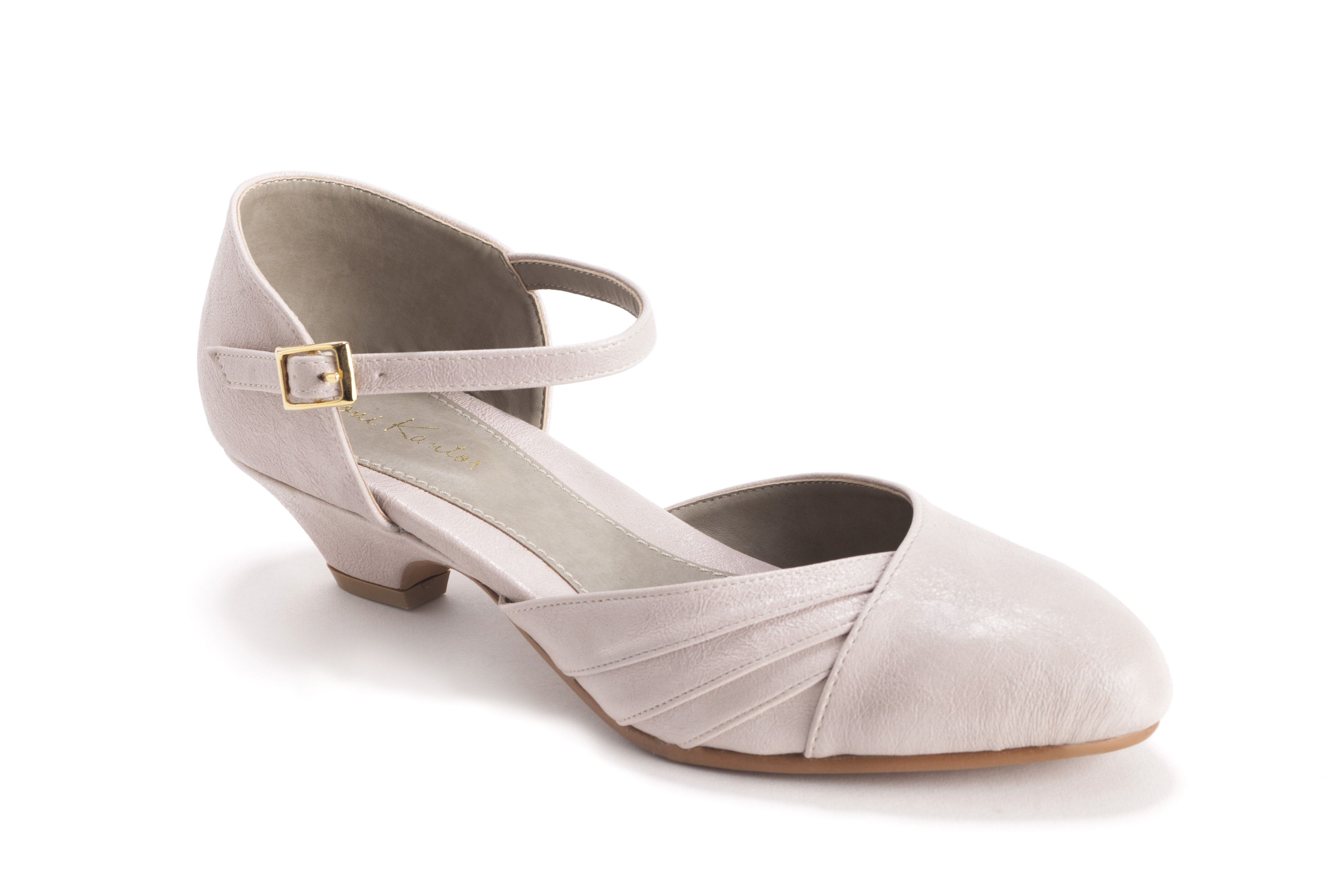 Vintage Style Vegan Wedding Shoes By Roni Kantor Available On Etsy Https
