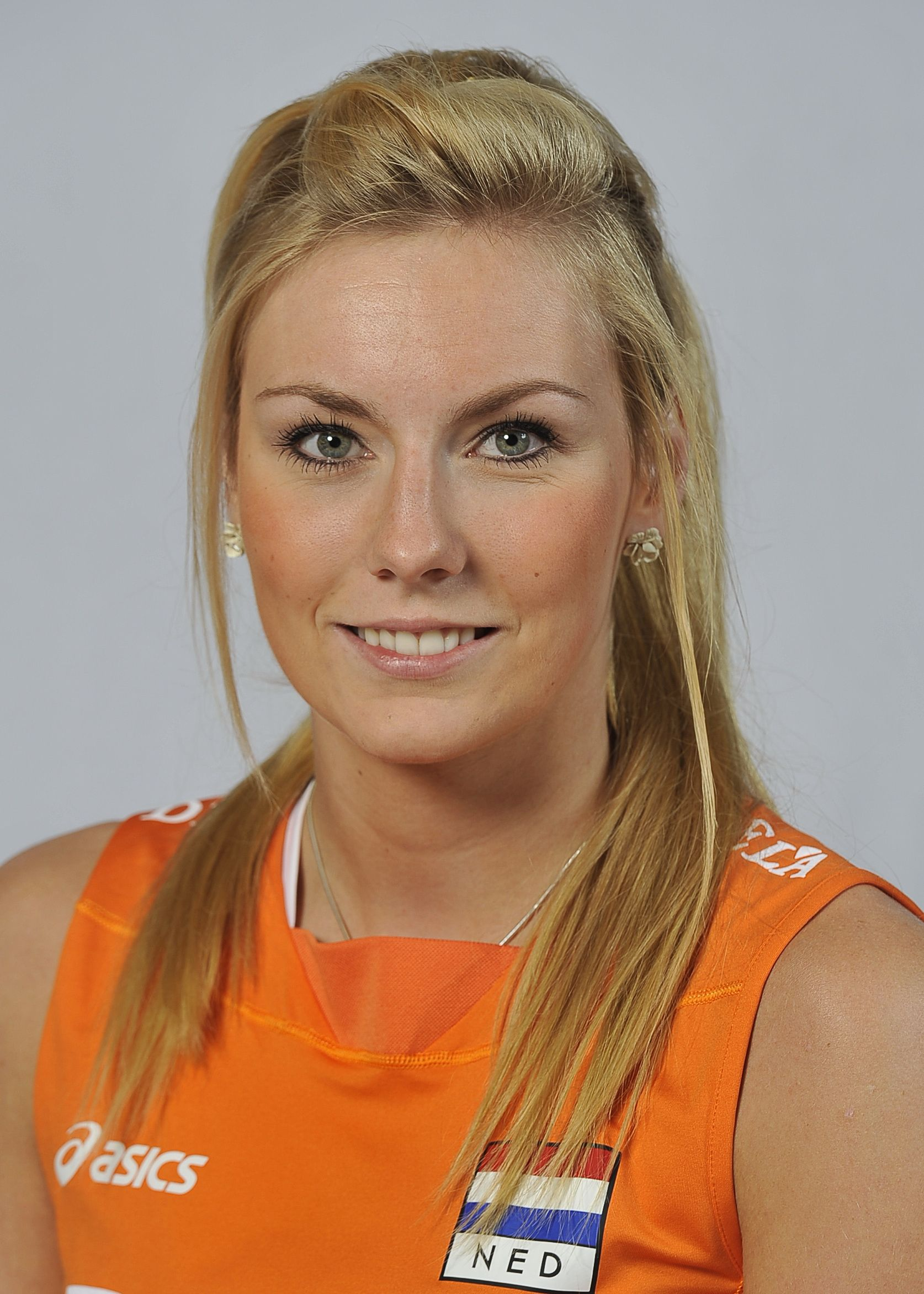Laura Dijkema Is A Dutch Female Volleyball Player Of The Dutch National Female Team Women Volleyball Dutch Women Female Volleyball Players