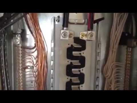 8ae23f0c36a3b97a29d2940641bd21bc how to install 200 amp sub panel electrical pinterest square d 200 amp panel wiring diagram at reclaimingppi.co