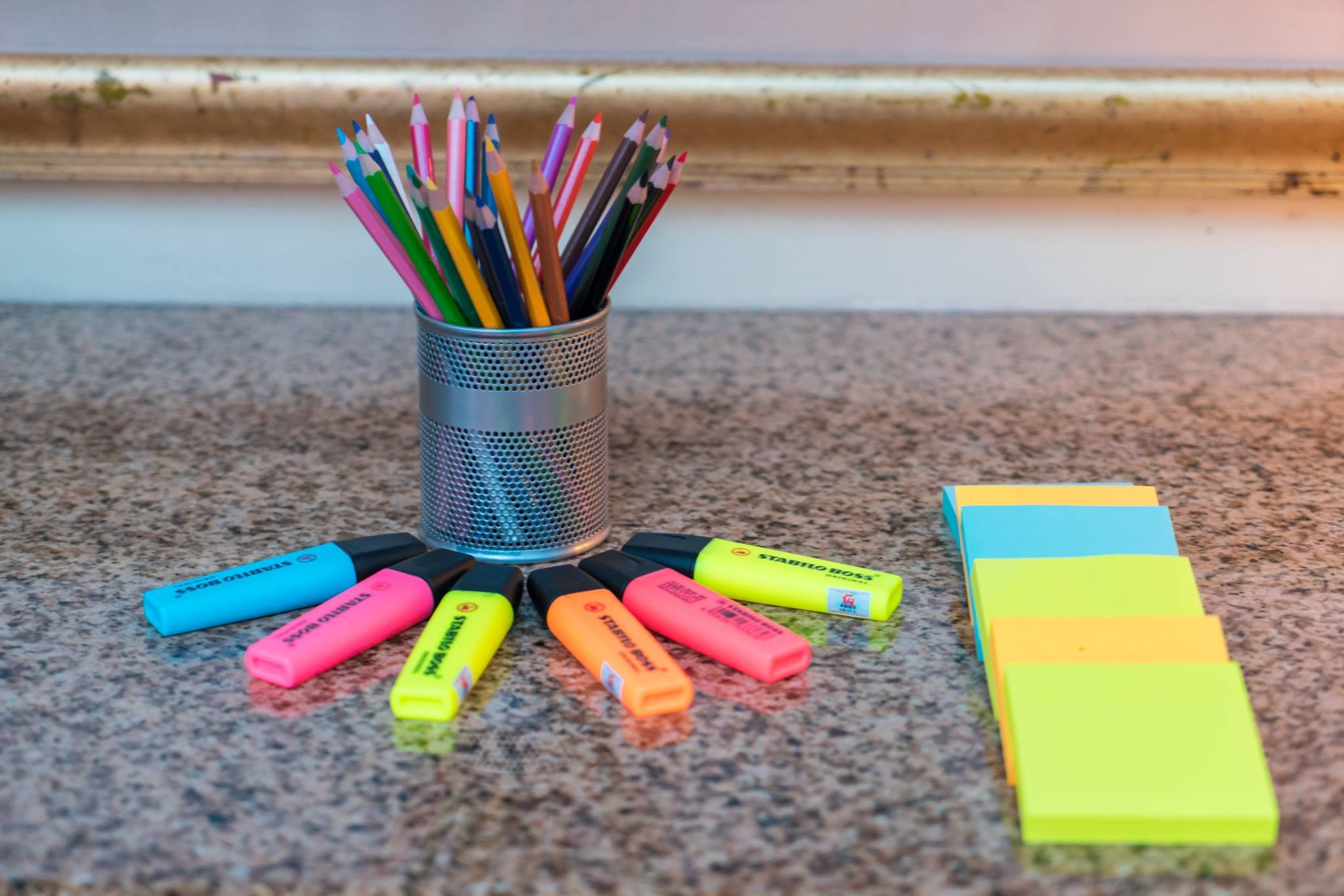 Colorful Meeting Supplies Will Inspire Attendees To Be