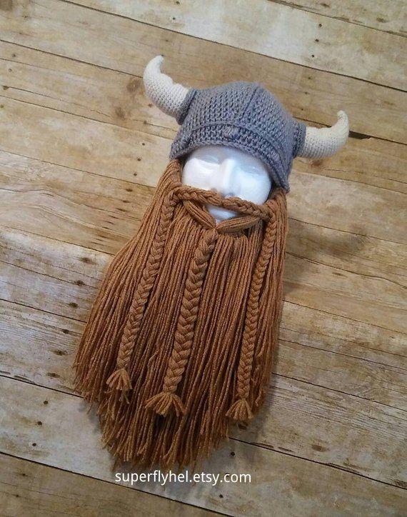 5c61c4e914c Viking Hat and Beard