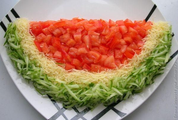 Design Of Salad Decoration Watermelons Inspired Creative Food Design Ideas And Summer Party 17 & Design Of Salad Decoration Fruit Salad Design 9 | bedfordaboveboard.com
