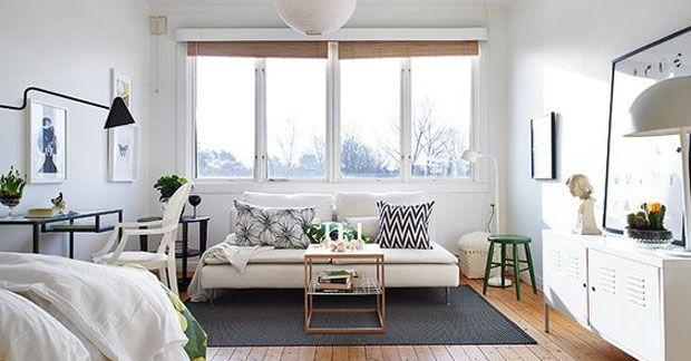 6 Astuces Deco Pour Agrandir Un Petit Appartement Comment